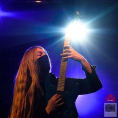 Twilight Force ⚫ Photo by Matteo Virga ⚫ Bologna 2017 ⚫ #TwilightForce #Lynd #elf #halfelf #assassin #guitar #guitarist #longhair #larp #music #metal #concert #gig #musician #band #artist #celebrity #Sweden #Swedish #Powermetal #dragon #live #concertphotography #Nuclearblast #トワイライトフォース