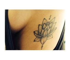 Tattoo I got in Thailand #lotus #bambootattoo #tattoo