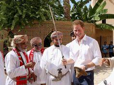 Prince Harry giggles his way through mock swordfight - Photo 8 | Celebrity news in hellomagazine.com