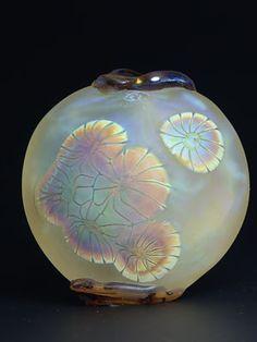 Glass Art | kuyo yamanaka s glass art handmade lampwork focal bead
