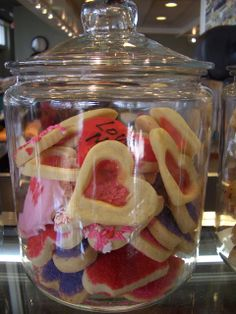 Valentine's Day Cookies #catering