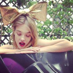 La semaine des tops sur Instagram: Natalia Vodianova http://www.vogue.fr/mode/mannequins/diaporama/la-semaine-des-tops-sur-instagram-semaine-du-9-juin-2013/13780/image/767654
