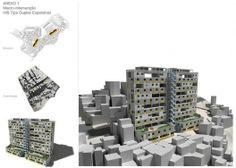 Projetos de tipologias habitacionais  [LabHabTS Ufrj]