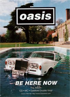 Oasis - Be there Now
