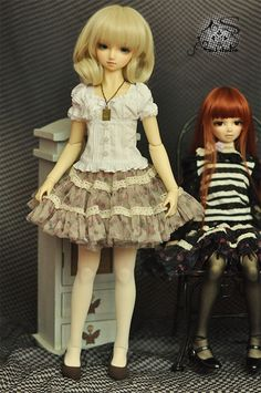 Girl Outfits, BJD Outfits - BJD Accessories, Dolls - Alice's Collections