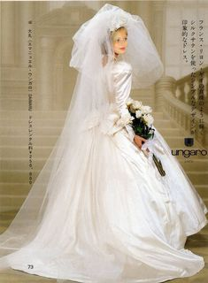 How To Look Your Best On Your Wedding Day. On your big day, all eyes will be on you so you definitely want to look your best. Chic Vintage Brides, Vintage Bridal, Vintage Weddings, Wedding Dress Sleeves, Bridal Wedding Dresses, Bridal Pics, Bridal Style, Style Année 80, Beautiful Wedding Gowns