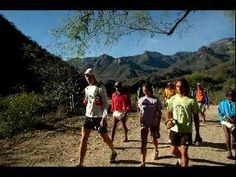 ▶ Copper Canyon Ultra Marathon in Born to Run - Week in Review - YouTube