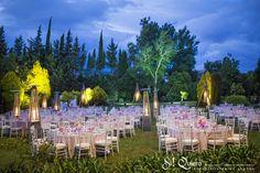 buffets outside nature wedding - Google Search
