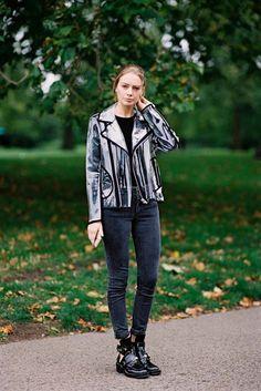 Vanessa Jackman: London Fashion Week SS 2016....Before Burberry