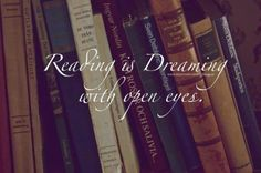 I love reading and getting lost in my imagination  :) i could do it for hours