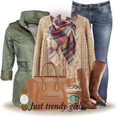 camel sweater with green military jacket, Winter wardrobe essentials for Women http://www.justtrendygirls.com/winter-wardrobe-essentials-for-women/