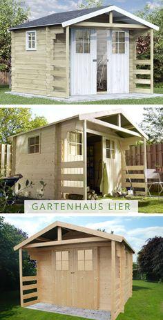 Lasita Maja Gartenhaus Bristol44 Gartenhaus, Haus