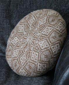 Hazel Tindall: Scaddiman knitting pattern