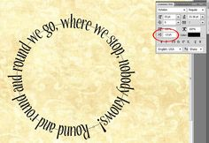Fine Tune Your Text Four Ways with Photoshop, Elements, and Paint Shop Pro
