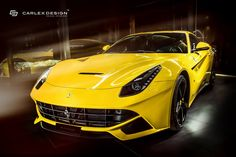Carlex Design Takes the Ferrari F12berlinetta To the Next Level