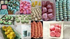 Kermaruusu: Macaronit