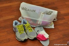 runWESTIN is a gear lending programme at all Westin hotels and resorts. Perfect for travellers who want to travel light or have forgotten to pack their workout clothes.