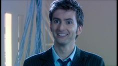 David Tennant - still sexy despite (or because of?) those mis-matched eyes...