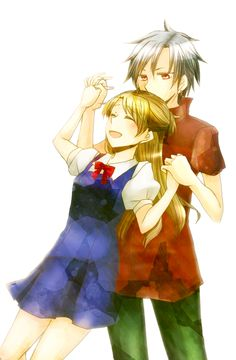 Gakuen Alice is one of my favorite mangas! Manga Couple, Anime Couples Manga, Anime Manga, Alice Academy, Natsume And Mikan, Lovely Complex, Hirunaka No Ryuusei, Fairy Tail, Manga Pictures