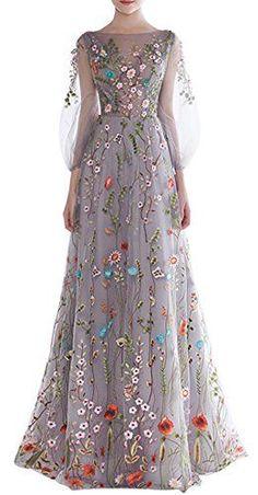 Ethel Women's Zipper Back Floral Embroidery Long Sleeves ... https://smile.amazon.com/dp/B01KTCORYS/ref=cm_sw_r_pi_dp_x_6bb.ybVN2J4H4