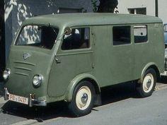 1951 Gutbrod geschikt als minicamper