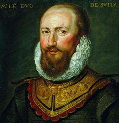 ⌛️ 13 décembre 1559 : Naissance de Sully (Maximilien de Béthune) surintendant des finances du roi Henri IV.