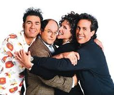 The entire Seinfeld cast!!!!!