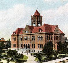 Old Orange County Courthouse, 1901   Flickr - Photo Sharing!