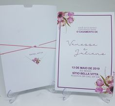 452f2ad83 35 melhores imagens de Convites de casamento em 2019
