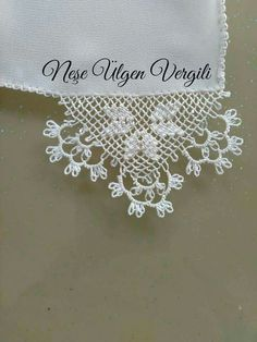 En Güzel İğne Oyaları - Flavor Tutorial and Ideas Needle Lace, Bobbin Lace, Needle And Thread, Filet Crochet, Bead Crochet, Bead Sewing, Hairpin Lace, Lacemaking, Point Lace