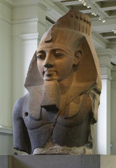 Nesi (Pharaoh) Amenhotep III, c 1382-1344 BCE - The New Kingdoms' most prolific builder. One eminent archaeologist wryly said to me 'virtually all statues recovered from the Ramesides to the Ptolemies (except the Kushite Kings) are really Amenhotep III in disguise', he was referring to the tremendous amount of theft, alteration, usurpation and destruction carried out by these 'Set Kings'.