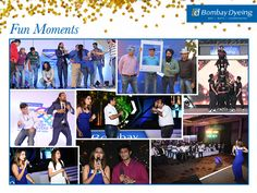 A festive atmosphere was maintained as the employees and business partners shared some light-hearted, #FunMoments during the conference.