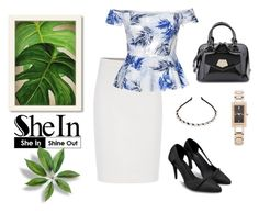 """""""Thanh#Lich"""" by sunflower-hainguyen on Polyvore featuring Americanflat, Minelli and GUESS"""