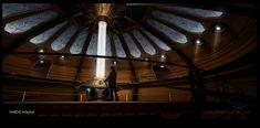 Doctor Who Tardis Interior by SimonPrime.deviantart.com on @DeviantArt