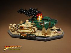 Tank Battle - Overview | Flickr - Photo Sharing!