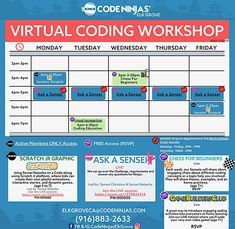 Join the live tutorial where kids will code their very own video game at Code Ninjas! They are offering FREE ONLINE CODING WORKSHOP opportunities to introduce kids to coding. #kids #coding #ninja #codes