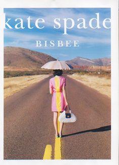 Kate Spade - Tim Walker - 2006SS - ad  campaign -  fashion ads