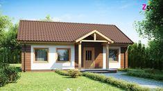 Проект удобного дома для двоих S3-92-1 (Z61). Визаулизация 1. Shop-project