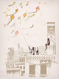 Illustrations by David Fleck