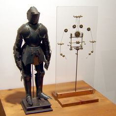 Leonardo DaVinci designs a clockwork knight that is designed to sit up, wave its arms, and move its head and jaw. It's not certain whether the robot was ever built, but the design may constitute the first humanoid robot.