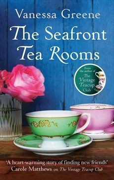 The Seafront Tea Rooms (Paperback). The Seafront Tea Rooms is a peaceful hideaway, away from the bustle of the seaside, and in this quiet place a group. I Love Books, Great Books, Books To Read, Big Books, Finding New Friends, Book Organization, Thing 1, Cozy Mysteries, Mystery Books