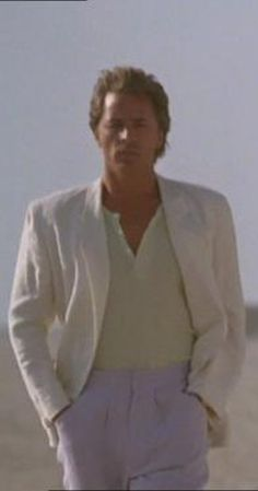 """""""Miami Vice"""" Definitely Miami (TV Episode 1986) Ted Nugent as Charlie Basset"""