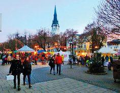 Spišská Nová Ves Viera, Family History, Advent, Dolores Park, Street View, Travel, Viajes, Destinations, Traveling