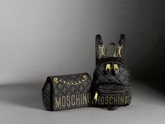 Moschino Fall/Winter 2017 Pre Accessories - See more on www.moschino.com