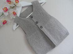 Ravelry: Andrea Vest (simple) pattern by Barbara Ajroldi