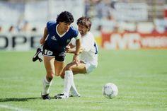 Argentina 1 Uruguay 0 (Copa del Mundo México 1986,Estadio Cuauhtémoc,Puebla,16/06/1986)