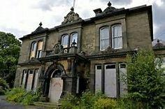 Abandoned Horncliffe Mansion France