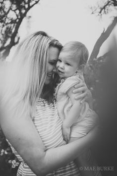 Mother & Daughter | Mae Burke Photography