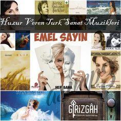 Huzur Veren Türk Sanat Müziği Şarkıları