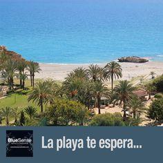 playa la Caleta #Montiboli #Villajoyosa